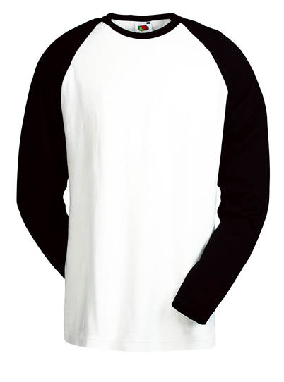 BASEBALL LONG SLEEVE T-LR